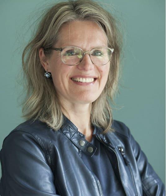 Saskia Velsink is relatiehterapeut