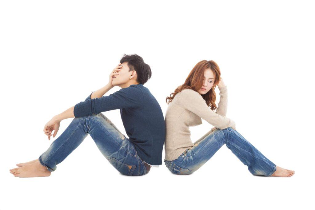 Lees waarom scheiden toch vaak niet zo'n goed idee is.